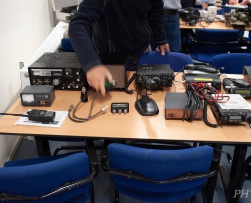 Diverse radios